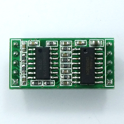 DAC-3000, Low Cost PWM to DAC Module
