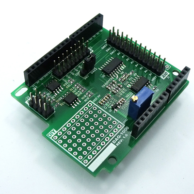 DAQ-1000, Arduino UNO Data Acquisition shield