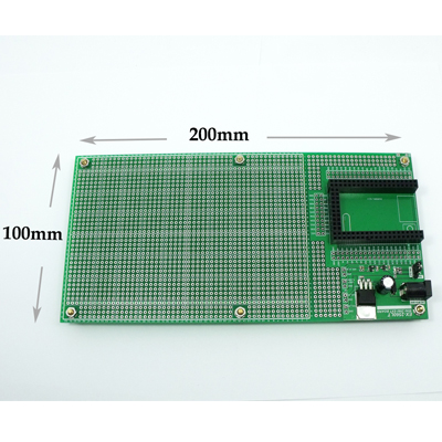 EX-2560LT Double Side Prototype PCB Breadboard