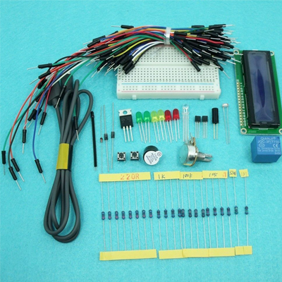 ASK-03 Lab Project LCD Starter Kit