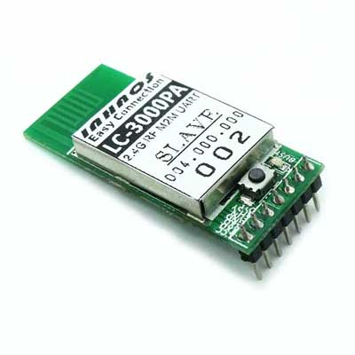 20dBm 2.4G Multi-to-Multi network RF Module