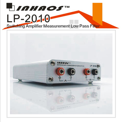 Switching Amplifier Measurement Lowpass Filter LP-2010